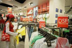 Nakupování v Emirates