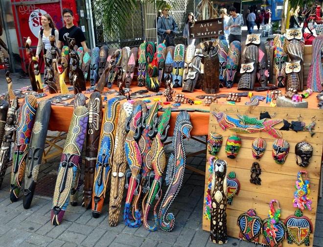 Рынок в Монтевидео