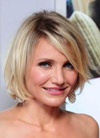 Женске фризуре за округло лице 9