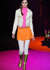 ženska kratka kožna jakna 5