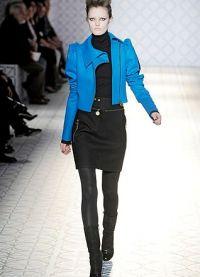 ženska kratka kožna jakna 6