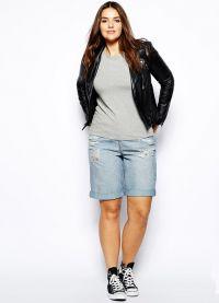 къси панталони за жени със затлъстяване5