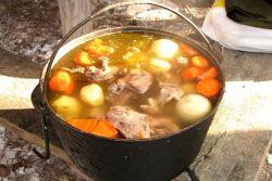 jak gotować jagnięcinę shurpa