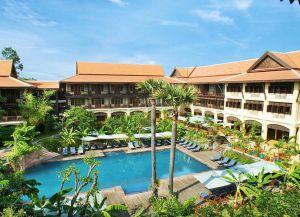 Отель Victoria Angkor Resort & SPA