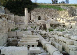 znamenitosti Cipra 1
