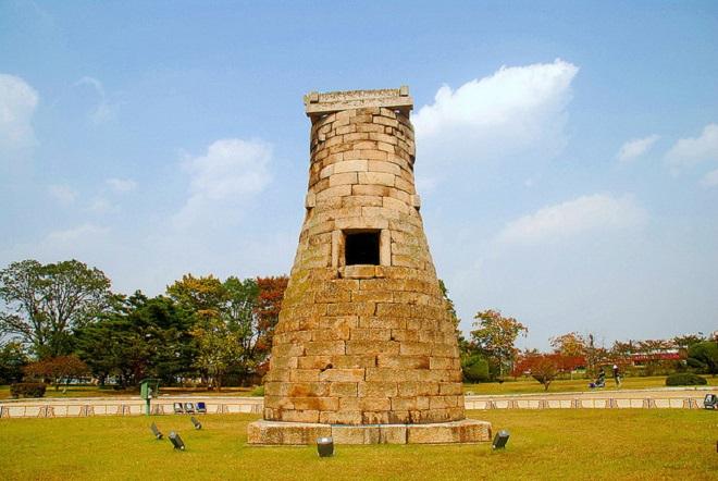 Обсерватория Чхомсондэ