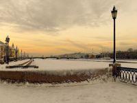 Zabytki St. Petersburg w winter4