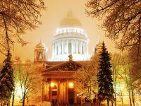 Zabytki Petersburga w zimie5