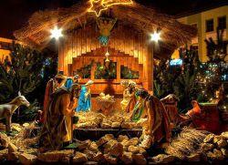 за Коледа в църковните знаци