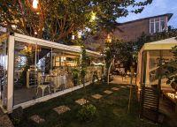 Ресторан The Secret Garden Bar & Restaurant