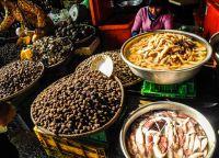 Рынок Phsar Pinichicom морепродукты