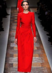 jedwabna sukienka 2013 1
