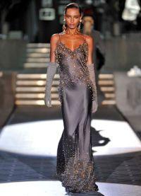 jedwabna sukienka 2013 6