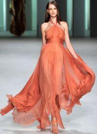 jedwabna sukienka 2013 7