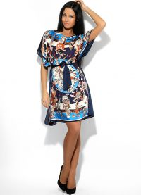 sukienki z jedwabiu 2015 1