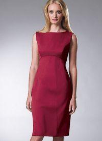 sukienki z jedwabiu 2015 4