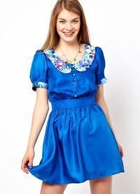 sukienki z jedwabiu 2015 9