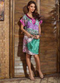 sukienki z jedwabiu 2016 4
