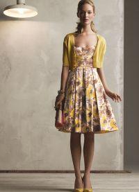 sukienki z jedwabiu 2016 8