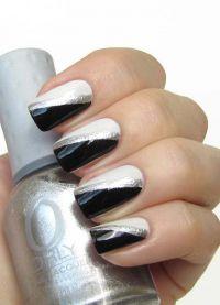 srebrny manicure3