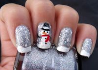 srebrny manicure5