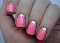 srebrny manicure8