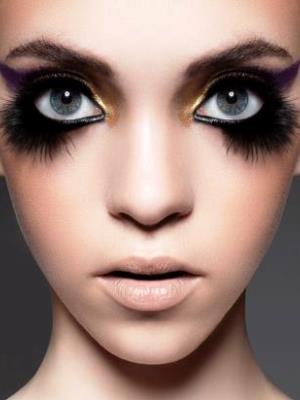 Simple Makeup Halloween 12