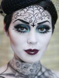 Simple Makeup Halloween 15