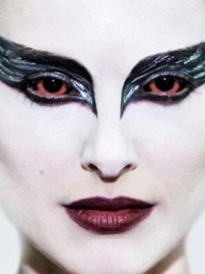 Jednoduchý Halloween makeup 1