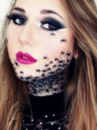 Halloween Halloween makeup 8