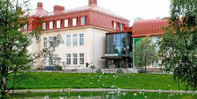 Исторический музей города Skellefteå museum
