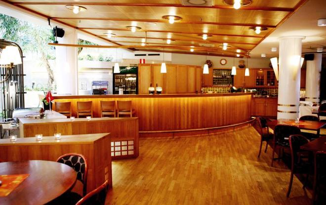 Ресторан в отеле Scandic Skellefteå