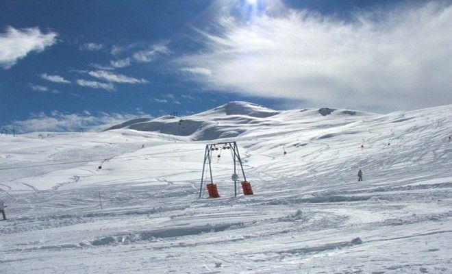 Настоящее раздолье для лыжников