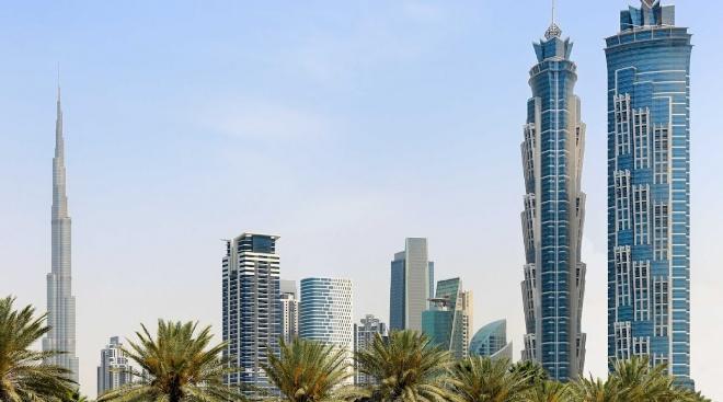 Комплекс Emirates Park Towers Hotel & Spa