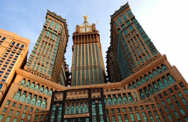 Abraj Al Bait ZamZam Tower