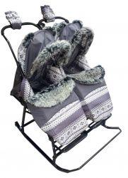 kolica sanjke za novorođenčad