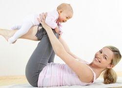 poplatek za ztrátu hmotnosti po porodu