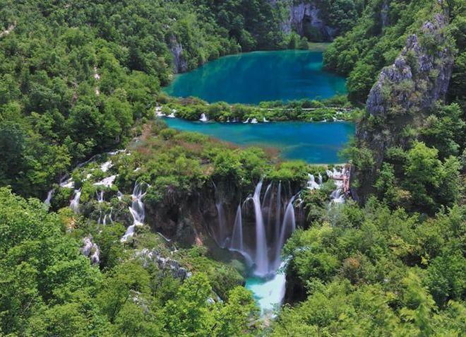 Водопад Черные Воды