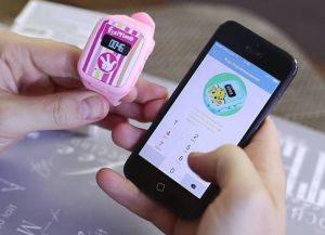 inteligentny zegar dziecięcy z nawigacją GPS 3