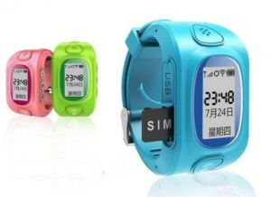 inteligentny zegar dziecięcy z nawigacją GPS 5