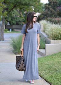 trampki z sukienką 2016 6