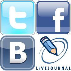 Popis društvenih mreža za komunikaciju