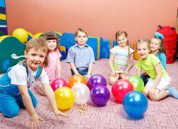uspołecznienie dzieci w wieku przedszkolnym poprzez grę