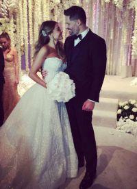 Сопхиа Вергара и Јое Манганиелло су се венчали