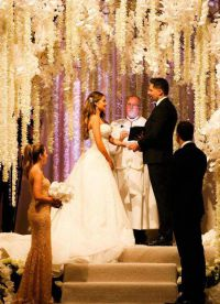 София Вергара и Джо Манганьелло поженились в прошлом году