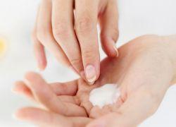 zmiękczający krem na dłonie