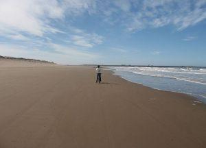 Широкие пляжи Некочеа