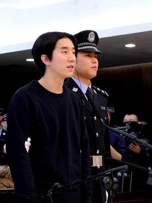В суде Джейси Чан признал свою вину