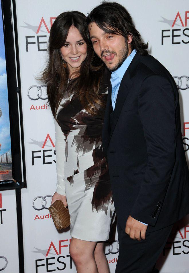 Актер пять лет был женат на Камиле Соди
