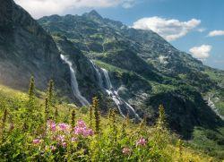 Водопадите в горния Архий